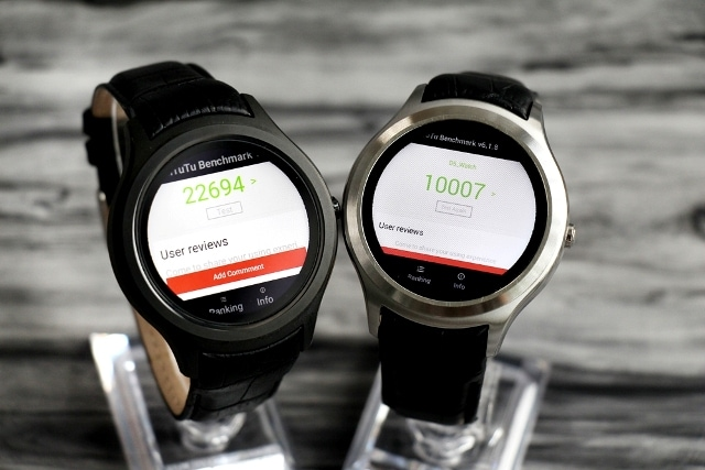no.1 D5+ smartwatch