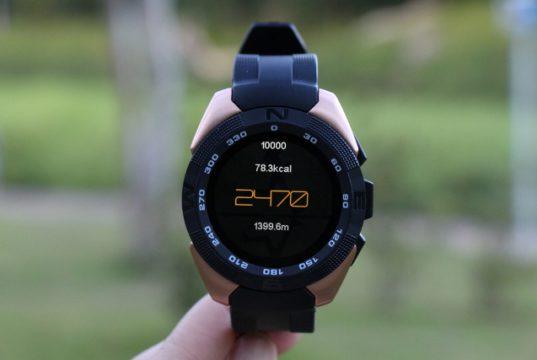 NO.1 G5 smartwatch