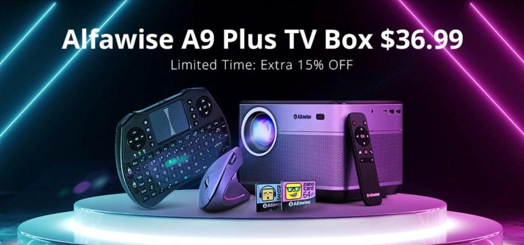 Alfawise TV Boxes Deals