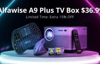 Gearbest TV boxes deals
