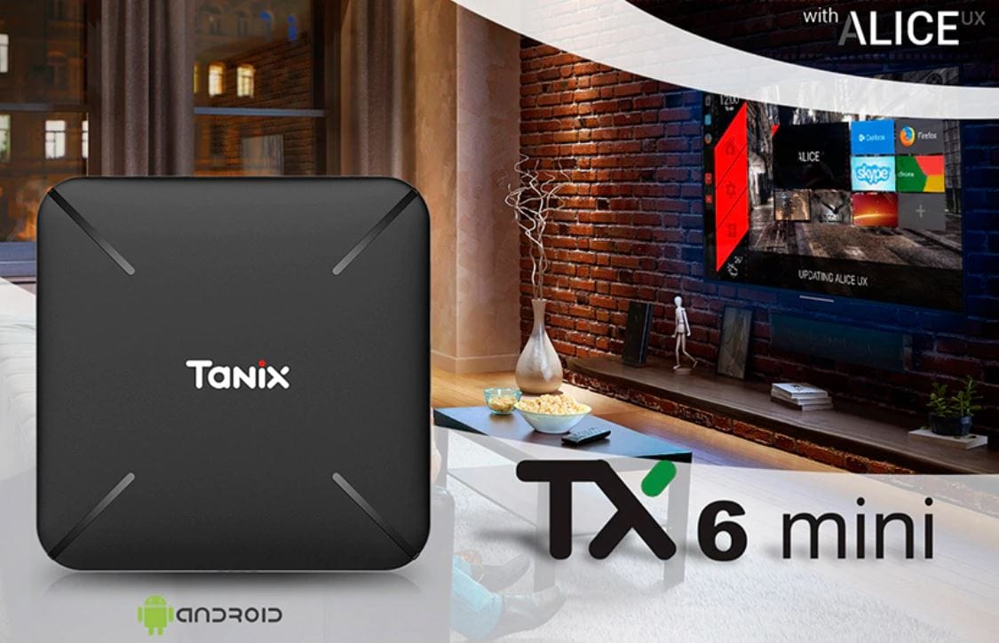 Tanix TX6 mini TV Boxes Deals