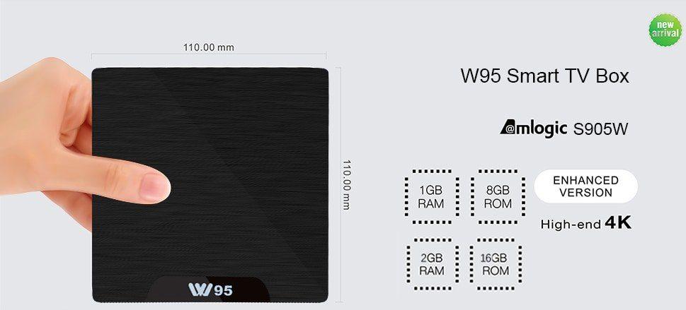 W95 TV Boxes Deals