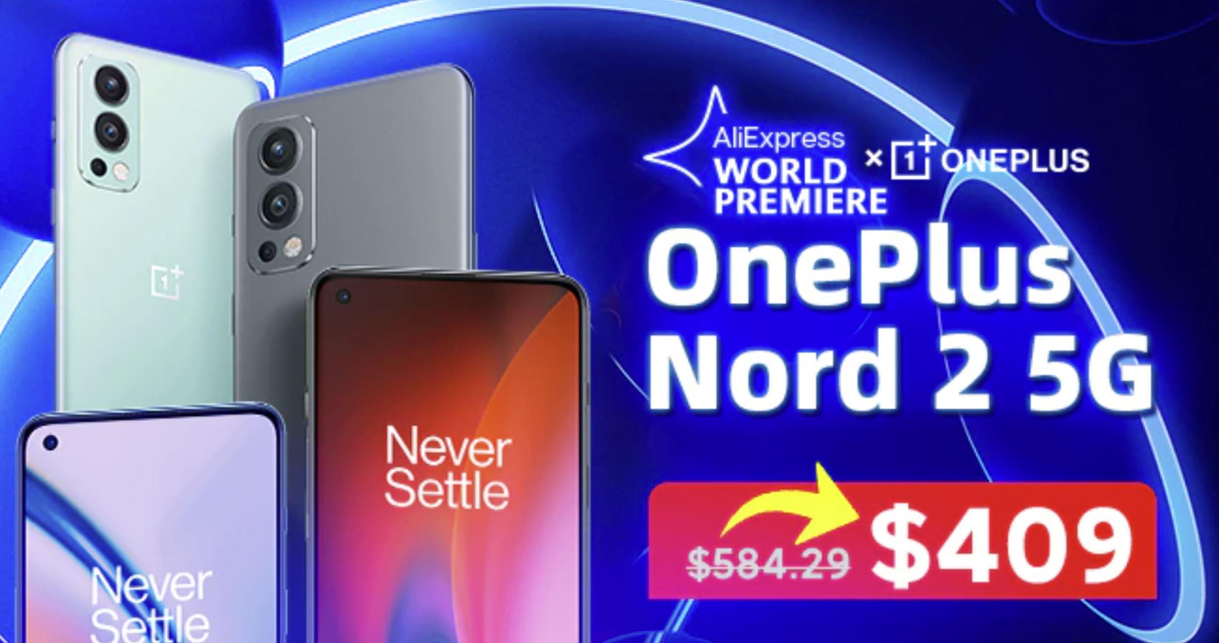 OnePlus Nord 2 5G price